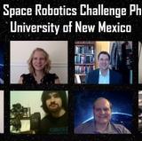 UNM computer scientists compete in NASA Space Robotics Challenge