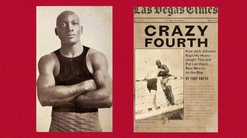 Author Toby Smith chronicles historic New Mexico boxing match