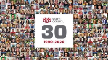 Staff Council marks three decades of advocacy