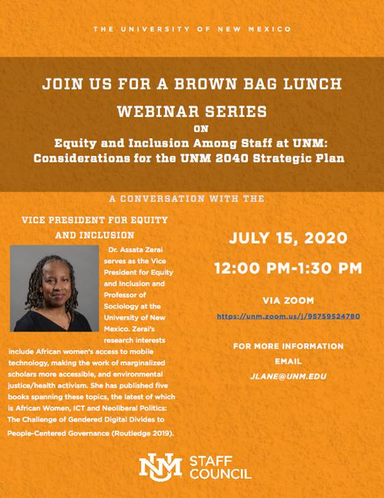 Equity and Inclusion series
