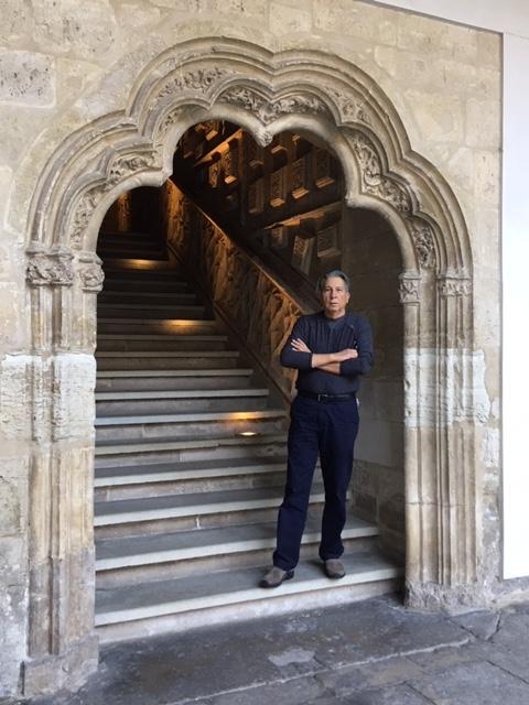 Professor Gabriel Melndez at Salamanca