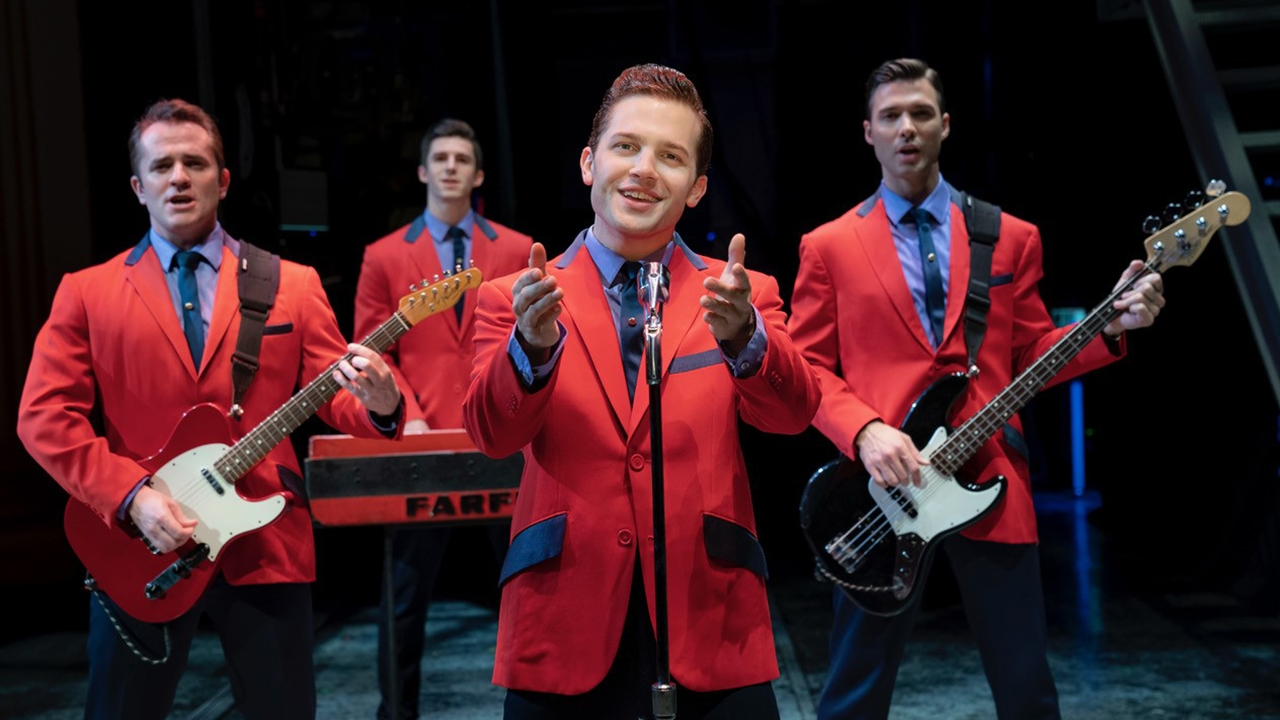 'The Jersey Boys,'