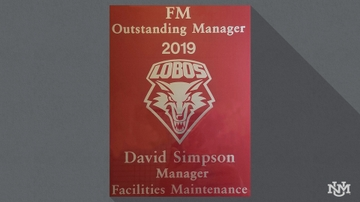 David Simpson named 2019 FM Outstanding Manager