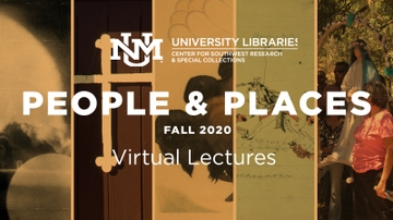 Fall 2020 People & Places Virtual Lecture Series