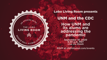 Lobo Living Room discusses higher education during a pandemic