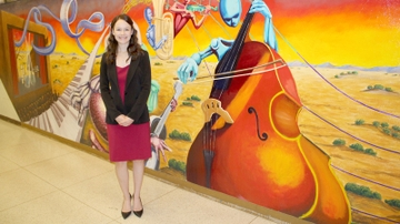 Music education professor Olivia Tucker joins CFA faculty