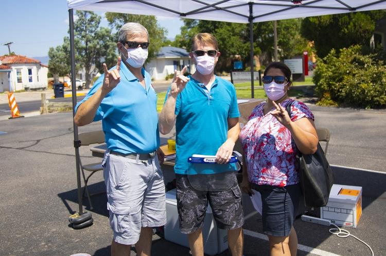 Keeping campus healthy