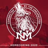 Lobos get ready for UNM Homecoming 2020