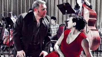 Together in 'Carmen'