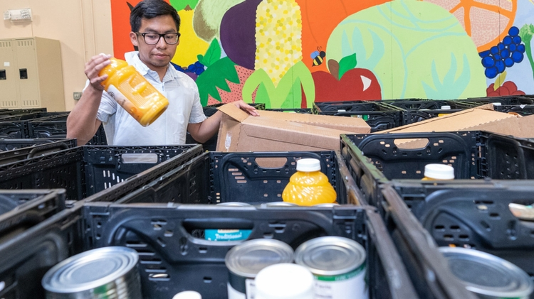 Student food resources