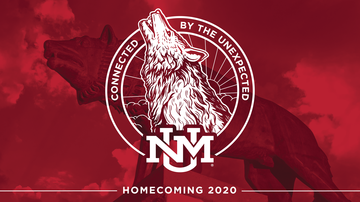 Alumni Association gets creative with UNM Homecoming 2020