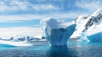 UNM biologists study Antarctic viruses