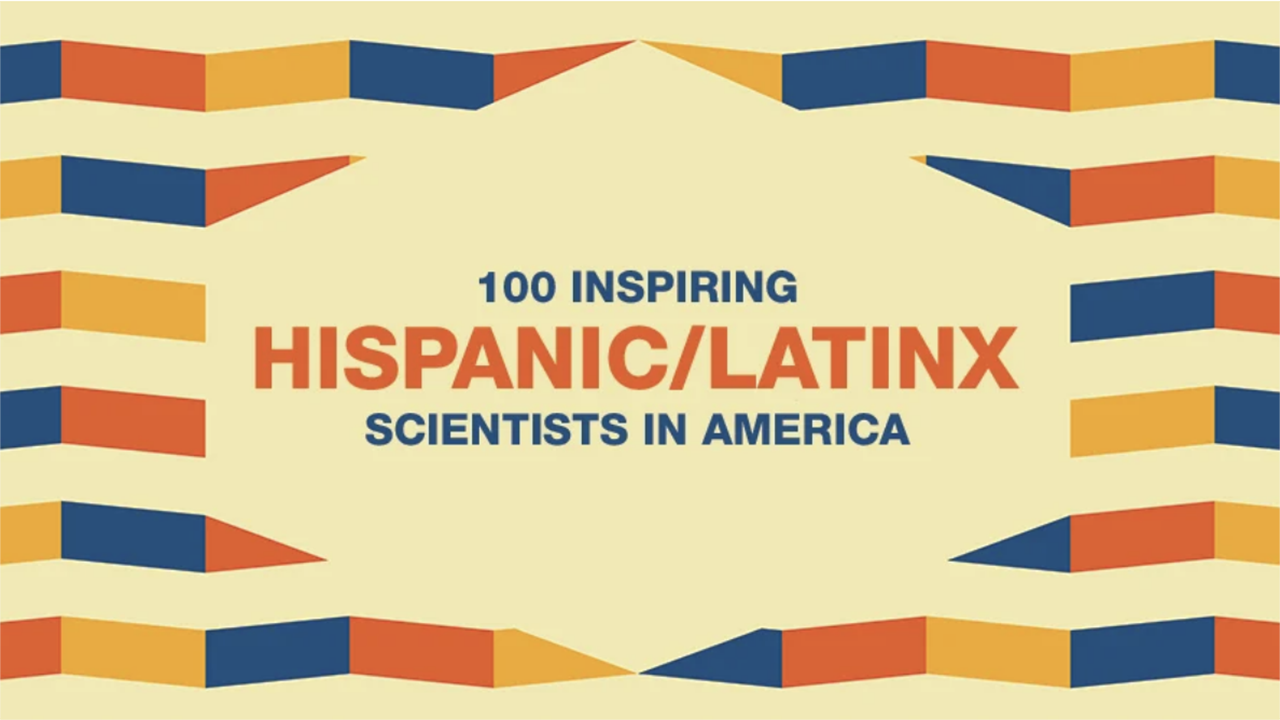 UNM faculty named to 100 Inspiring Hispanic/Latinx list