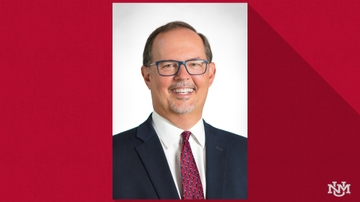 UNM names Dr. Douglas Ziedonis Executive Vice President for UNM Health Sciences and Chief Executive Officer of the UNM Health System​