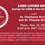 Alumni Association presents final Lobo Living Room for the year