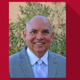 Institutional Support Services Associate Vice President Chris Vallejos announces retirement