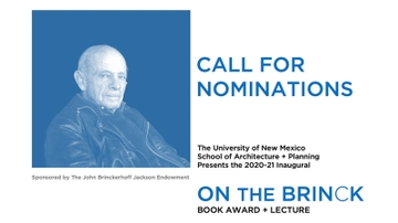 UNM SA+P announces new award and lectureship series