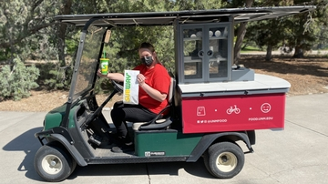 UNM Food now offering main campus delivery service