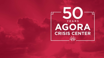 Dedication and service: Agora celebrates 50 years, remains one of the oldest crisis centers in the country