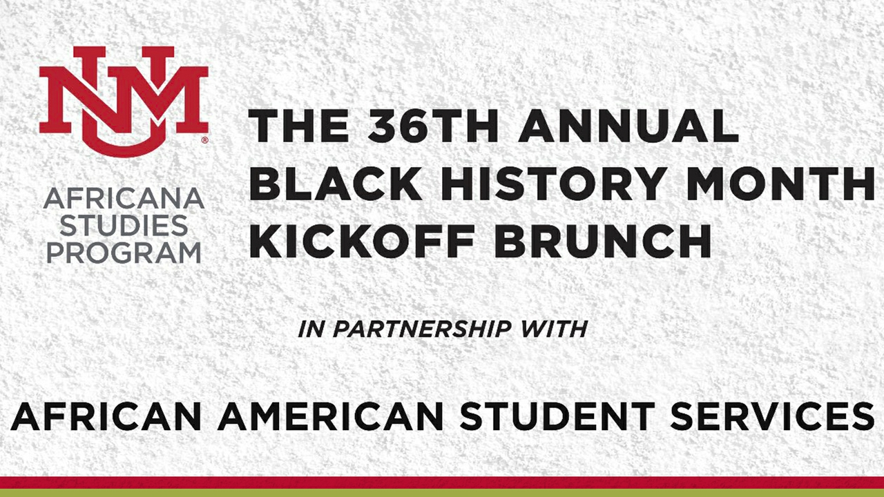 Annual Africana Studies Brunch