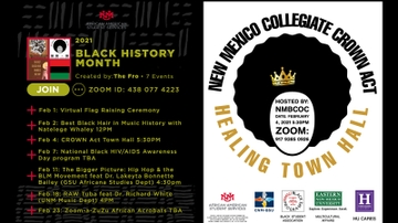 AASS sponsors Black History Month events