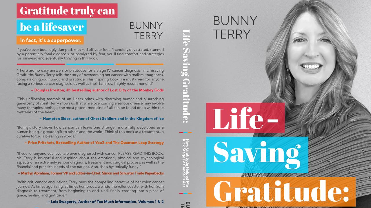 """Life-Saving Gratitude"""