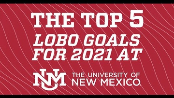 Campus Countdown | Top 5 Goals for 2021