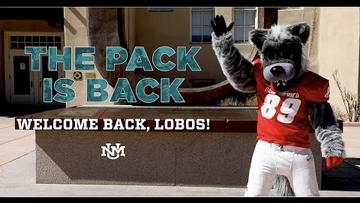 Welcome Back, Lobos!