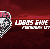 Virtual #LobosGiveDay to support UNM student-athletes