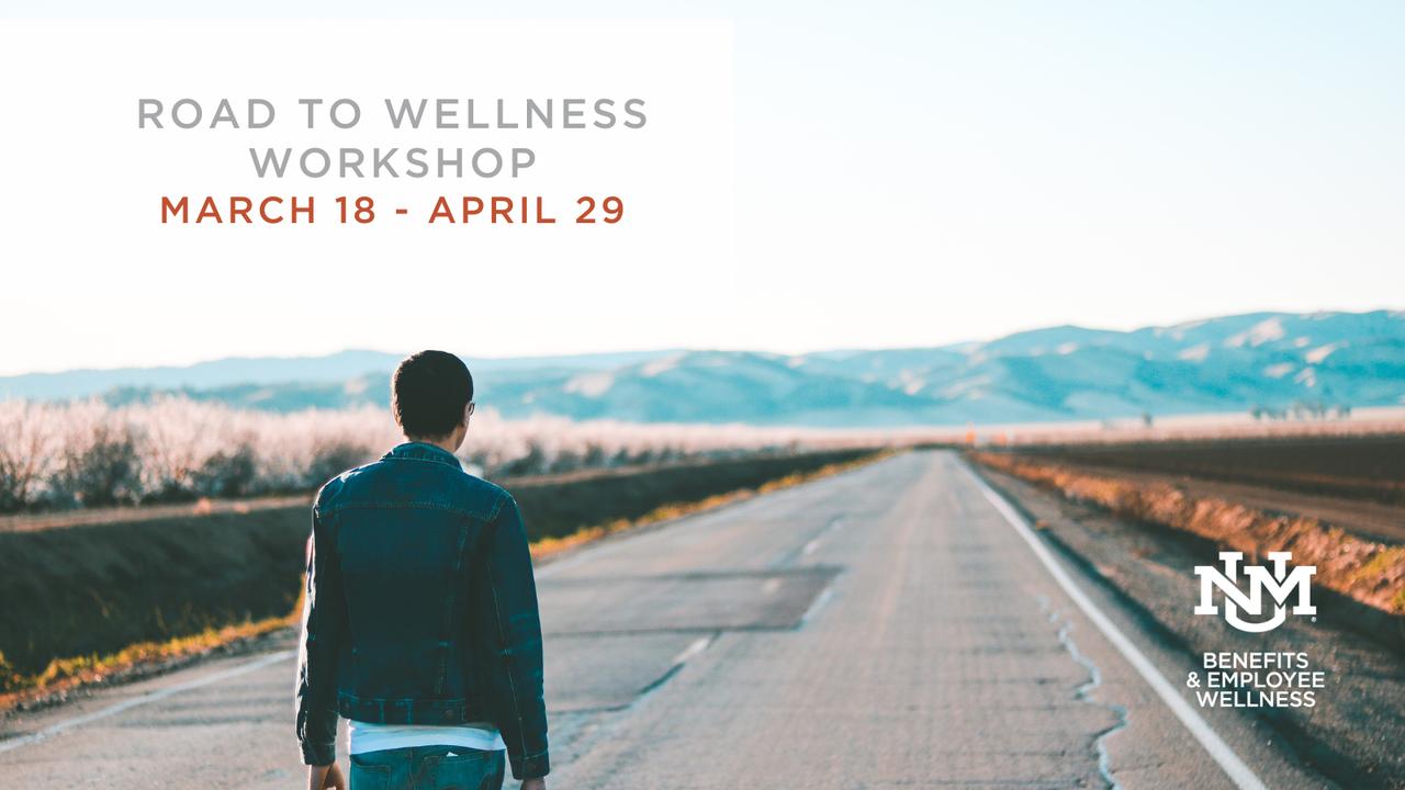 Road to Wellness Workshop horizontal