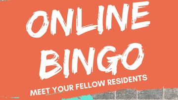 Online Bingo game for students on-campus