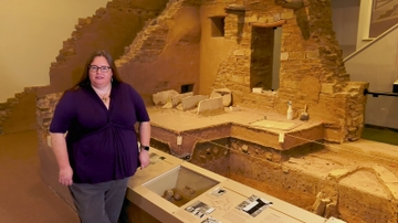 Maxwell video tour explores history of people of Southwest