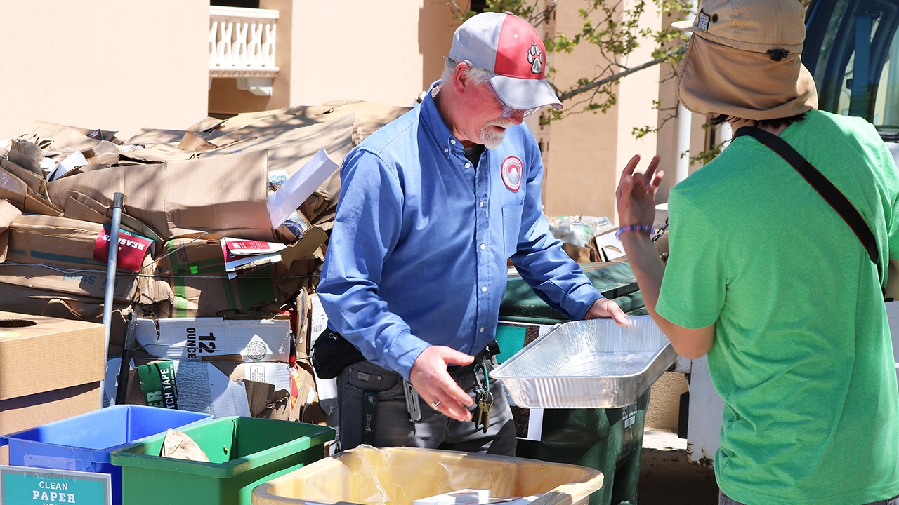 30 years of UNM Recycling