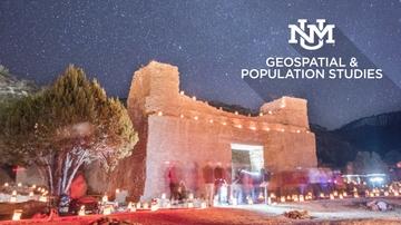 UNM Geospatial & Population Studies symposium helps inspire new book