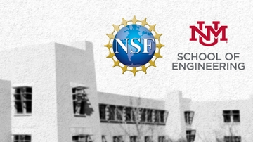 UNM researcher receives NSF funding for project to manage carbon dioxide in manufacturing