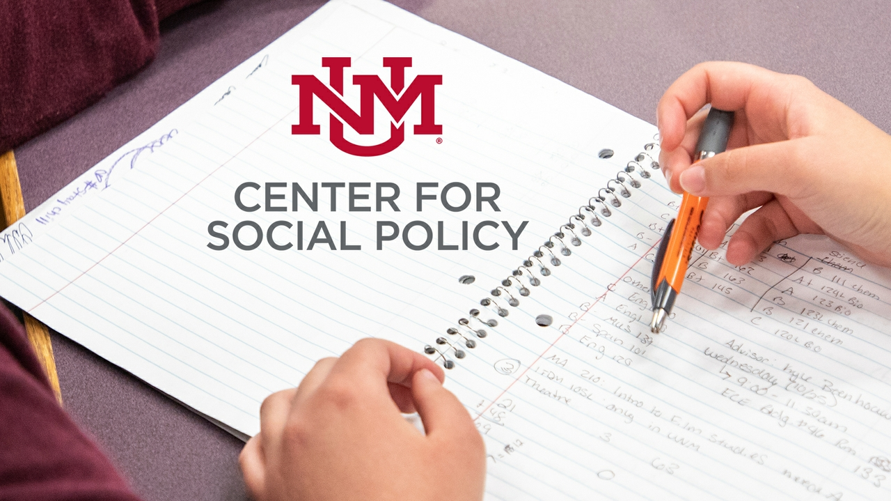 Center for Social Policy 2