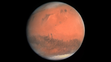 UNM Geography professor featured in new National Geographic Mars article