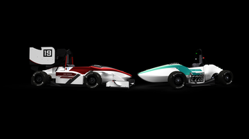 UNM's Formula SAE earns first place in electric car competition