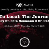 Lobo Living Room: Global to Local – The Journey Home