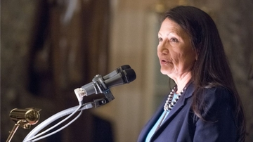 Historic confirmation: UNM alumna Deb Haaland becomes first Native American Interior Secretary
