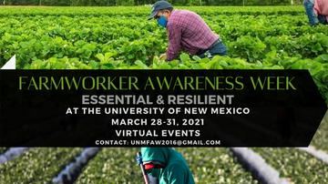 UNM community celebrates Farmworker Awareness Week