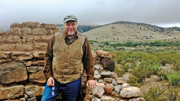 UNM historian honored by True West magazine
