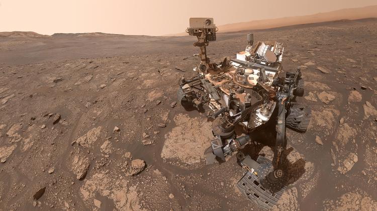 NASA's Curiosity Mars