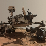Mars exploration provides many research opportunities for UNM scientists, students
