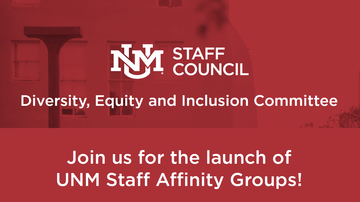 Staff Council launches UNM Staff Affinity Groups