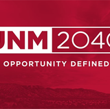 UNM schedules virtual launch for 'UNM 2040: Opportunity Defined'