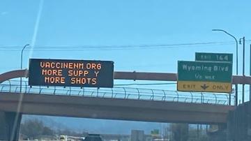 Pandemic signage