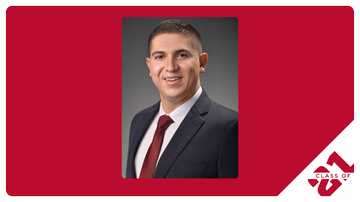 UNM Medical School graduate is working hard to follow his passion to be an orthopedic surgeon