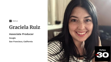 UNM Alumna listed on Forbes 30 Under 30