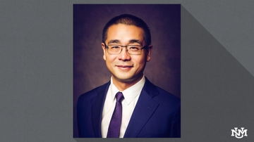 Leo Lo named dean of UNM's College of University Libraries and Learning Sciences